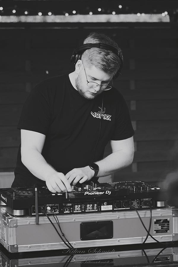 DJ Motrick | Hochzeits- und Event-DJ aus Freital